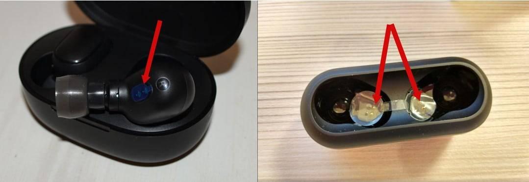 Xiaomi redmi airdots и earbuds: не работает левый/правый наушник, не синхронизируются, не подключаются, не заряжается кейс/наушник