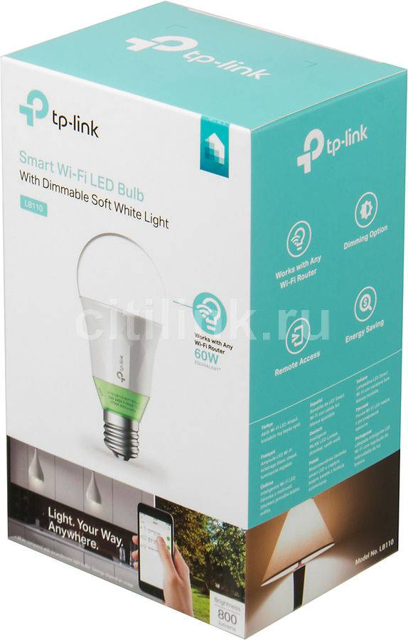Умные лампочки от tp-link: подключение, настройка, управление