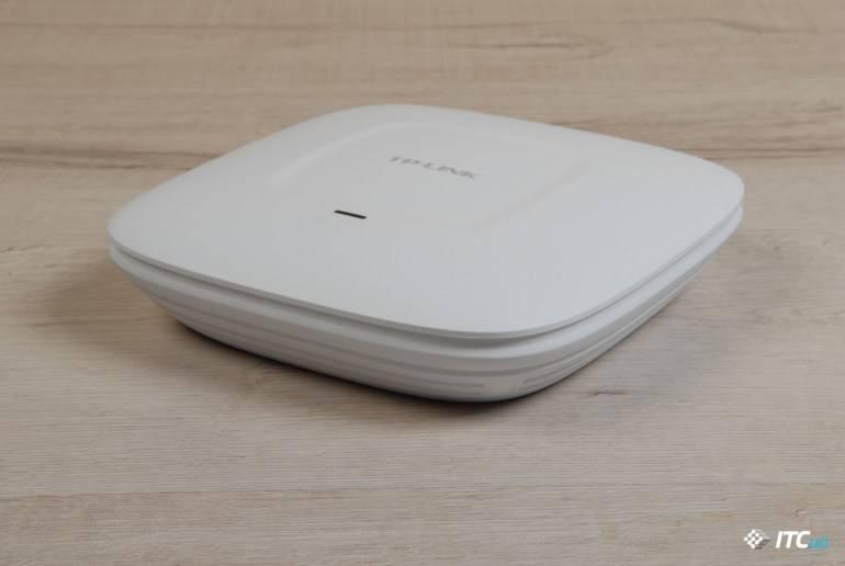 Мощная wifi точка доступа tp-link eap320 802.11a/b/g/n/ac с одним гигабитным портом
