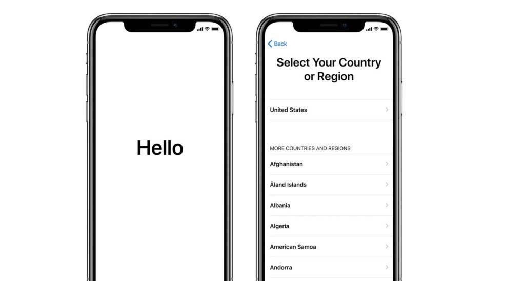 Как перенести заметки с одного айфона на другой