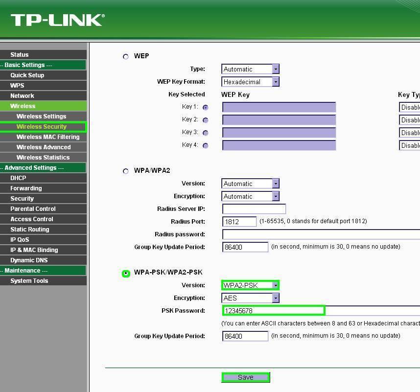 Настройка tp-link tl-wr741nd. подключение, настройка wi-fi