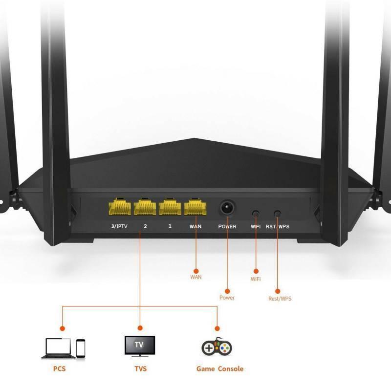 Обзор tenda ac21 – гигабитный маршрутизатор с поддержкой современных технологий