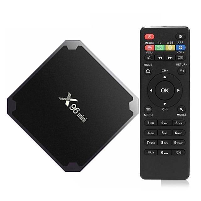 Обзор tv приставок vontar x96 mini vs vontar x96 max