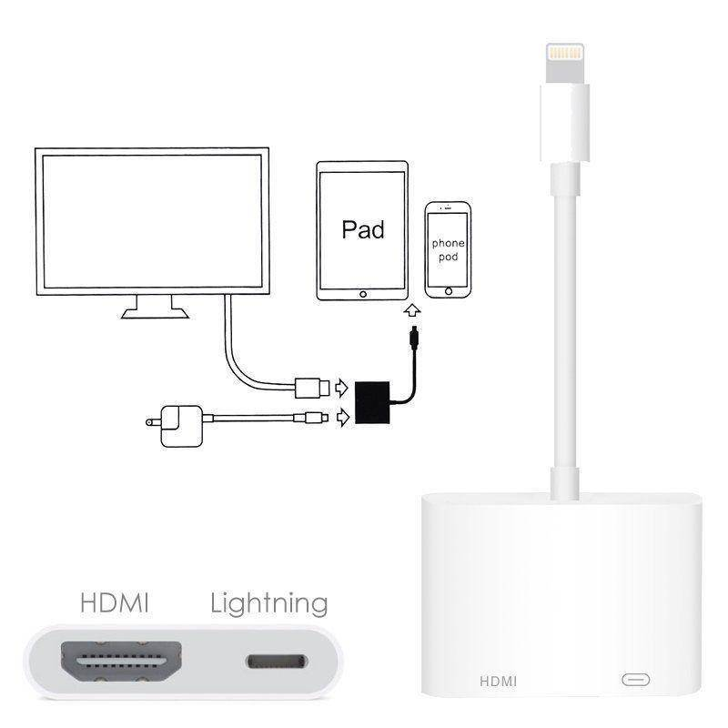 Как подключить iphone к телевизору через usb, wi-fi, hdmi