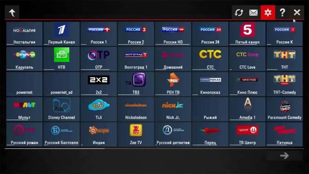 Как смотреть тв каналы через интернет на телевизоре