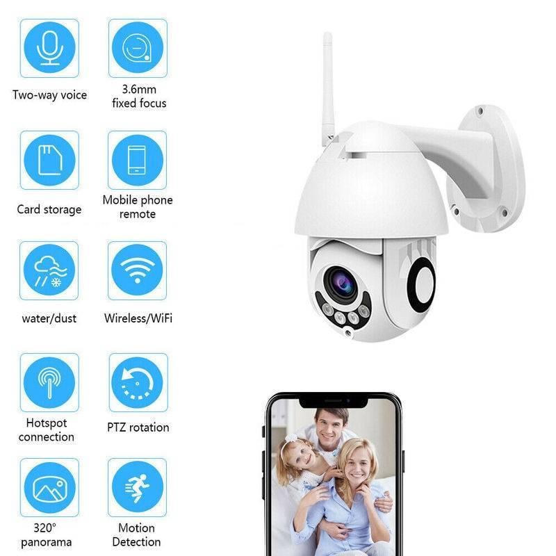Камеры видеонаблюдения с wi-fi: виды, модели, нюансы выбора