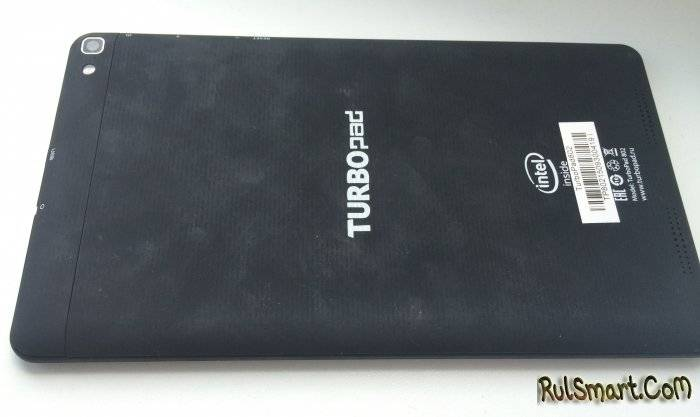 Обзор большого бюджетного планшета turbopad 1014