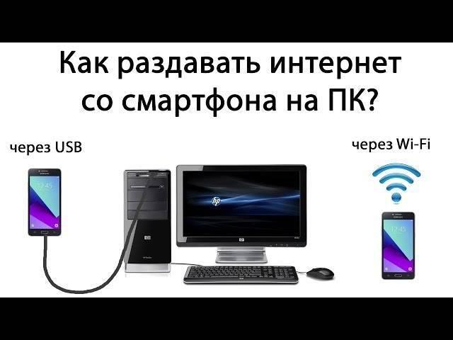 Как раздать wi-fi с ноутбука или компьютера без роутера