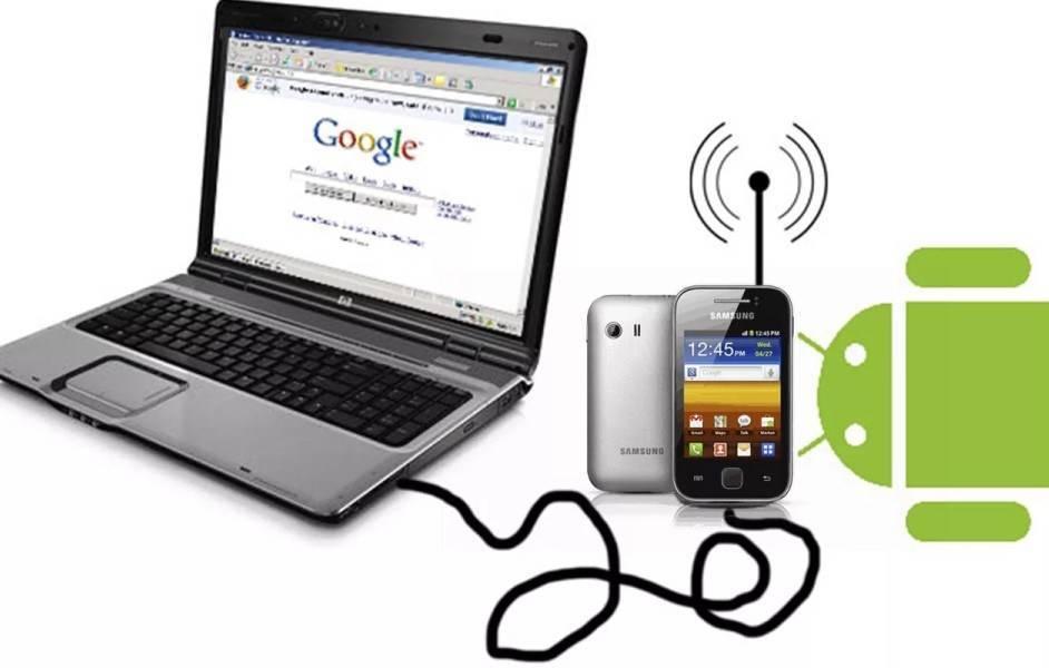 Раздача wi-fi с android телефона или iphone на ноутбук, компьютер, телевизор или планшет - router