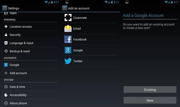 Как перенести список контактов в новый смартфон: три простых способа