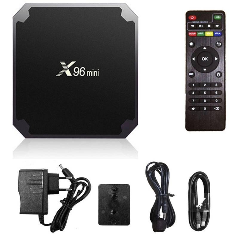 Vontar x96 mini smart box - обзор и отзыв об android tv приставке