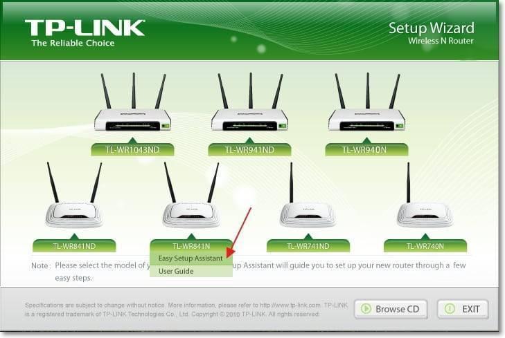 Настройка роутера tp-link (на примере tl-wr841n(d))
