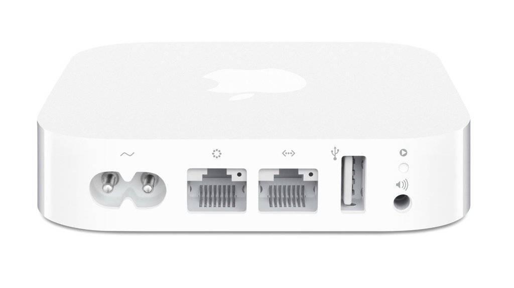Обзор wi-fi роутера airport: технические характеристики, настройка, какую модель выбрать?