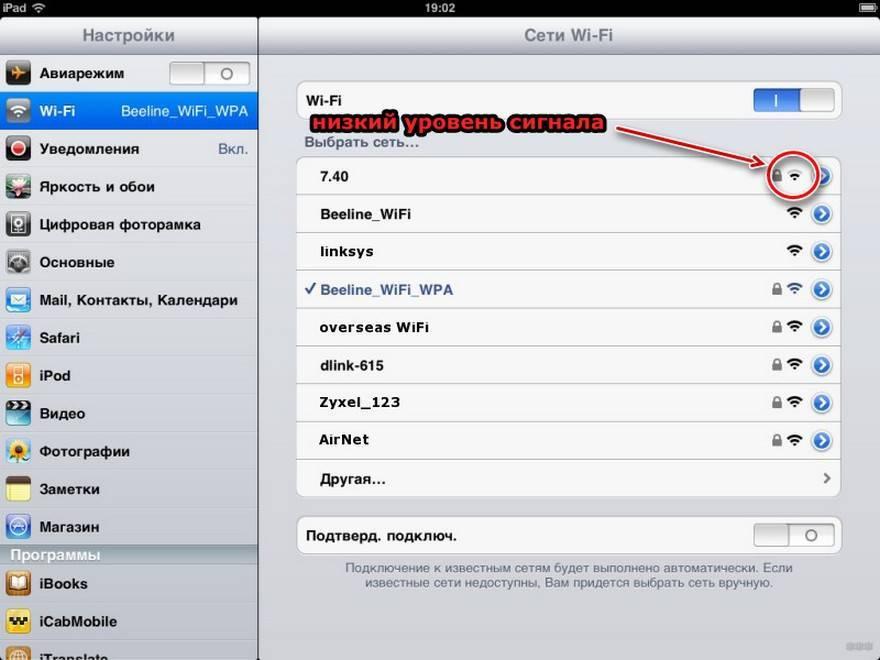 Ipad или iphone не видит wi-fi сеть | nastroika.pro