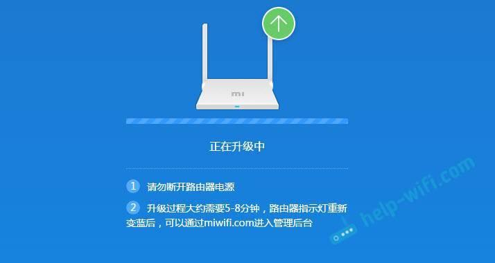 Прошивка xiaomi mi router