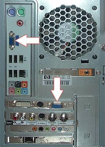 Почему не включается монитор при включении компьютера?