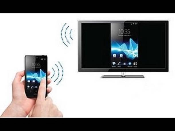 Подключение айфона к телевизору самсунг