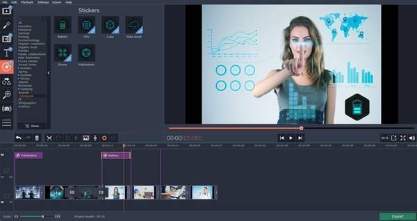 Инструкция по работе с movavi: сделать видео из фото и редактирование, добавление и скачивание эффектов мовави, хромакей, создание слайдшоу и редактирование pdf
