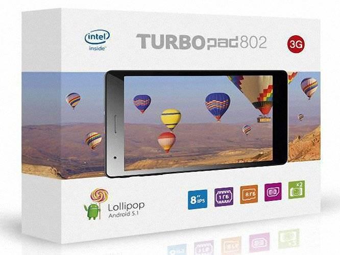 Обзор планшета turbopad 802 — i2hard