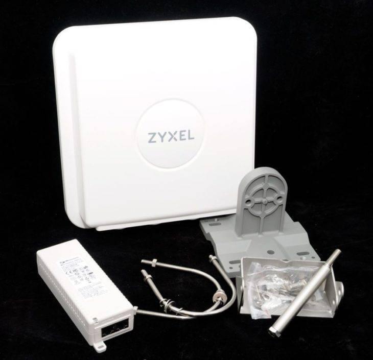 Обзор портативного 4g роутера zyxel lte2566-m634 — настройка интернета и подключение к wifi